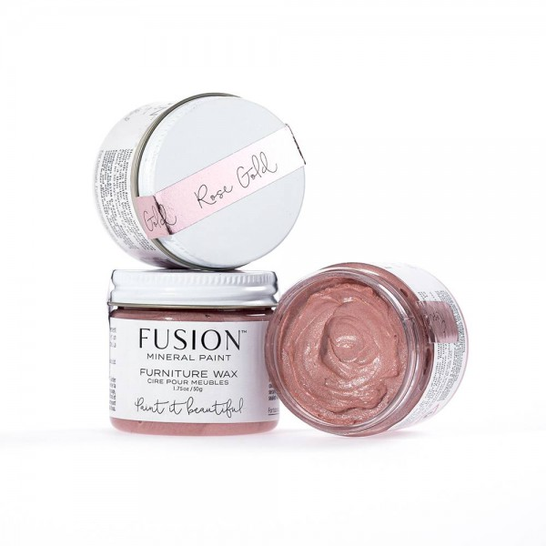 Rosè Gold - Möbelwachs - Fusion Mineral Paint