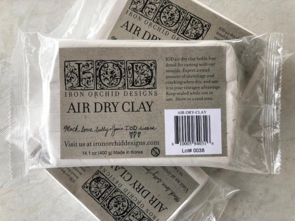 I.O.D. Air Dry Clay Modelliermasse