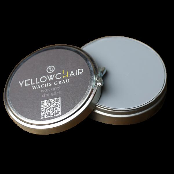 yellowchair Wachs grau 75 ml