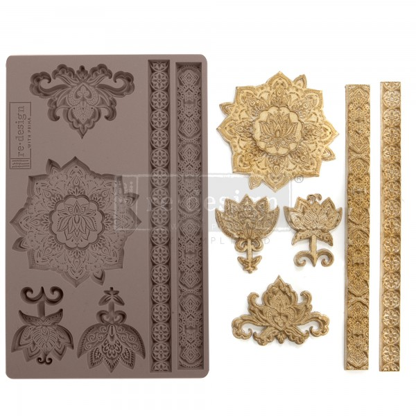 'Agadir Patterns' - Decor Mould ReDesign