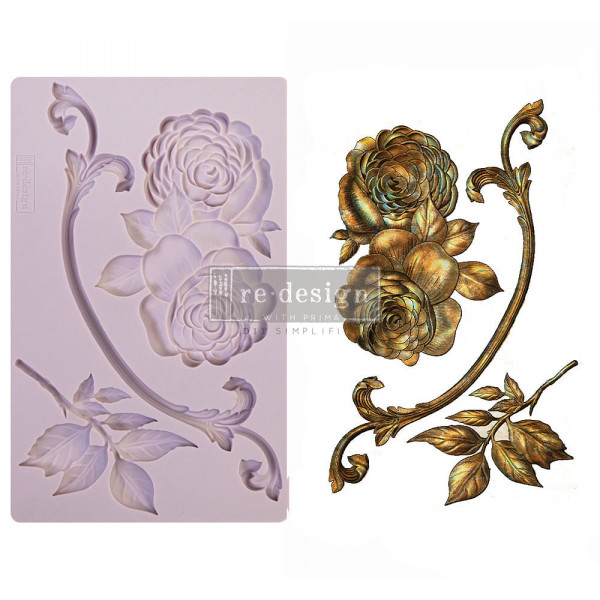 'Victorian Rose' - Decor Mould ReDesign