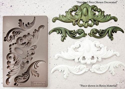 'Thorton Medaillon' - Decor Mould ReDesign