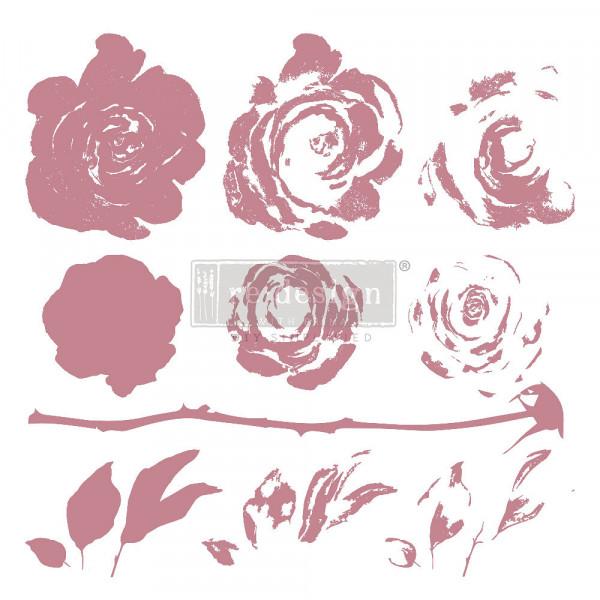 'Mystic Rose' - Decor Stempel ReDesign