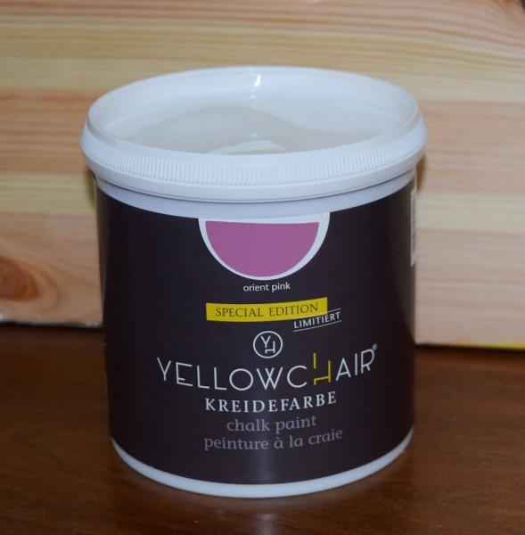 yellowchair 'Orient Pink' Sonderedition