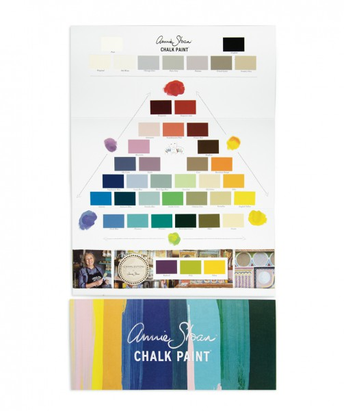 Chalkpaint™ Farbkarte