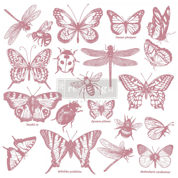 'Monarch Collection' - Decor Stempel ReDesign