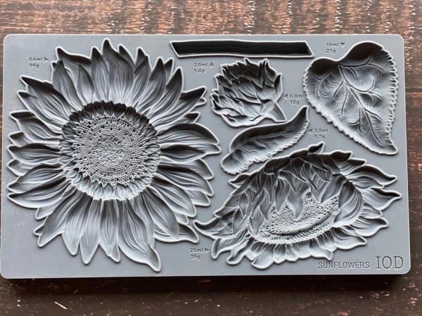 """Decor Mould™ """"Sunflowers"""""""