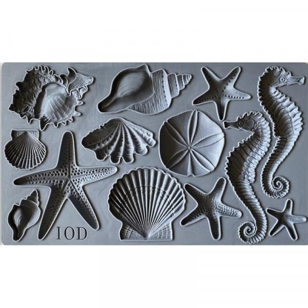 "Decor Mould™ ""Sea Shells"""