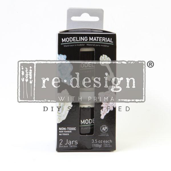 Modelliermasse - ReDesign