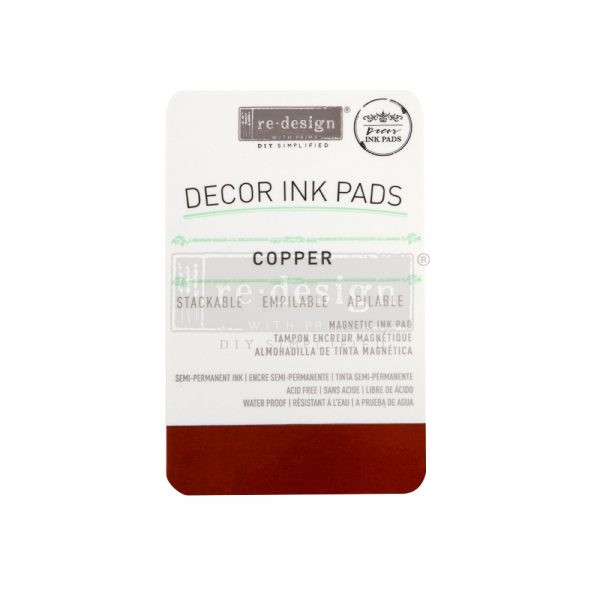 ReDesign Decor Ink Pad - Copper