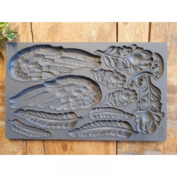 """Decor Mould™ """"Wings & Feathers"""""""