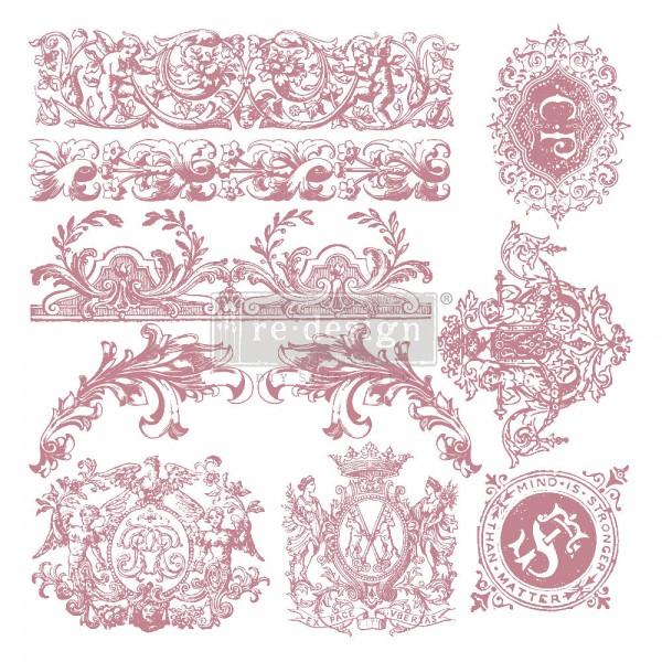 'Chateau De Saverne' - Decor Stempel ReDesign