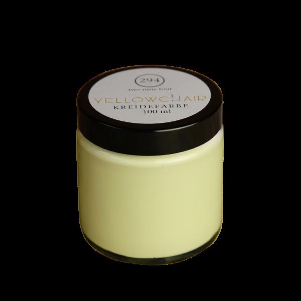yellowchair Kreidefarbe No. 294 / two nine four / pastellgelb