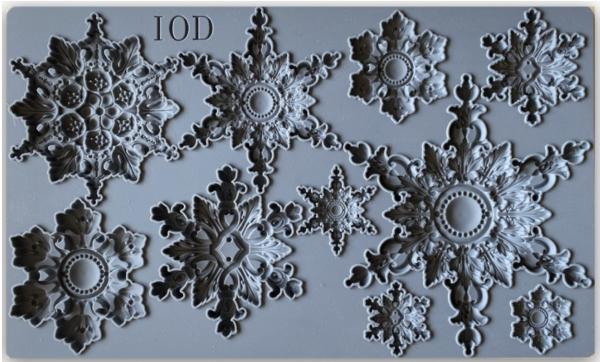 """Decor Mould™ """"Snowflakes"""""""