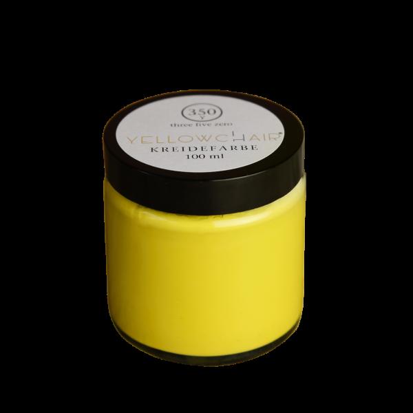 yellowchair Kreidefarbe No. 350 Y / three five zero / sonnengelb