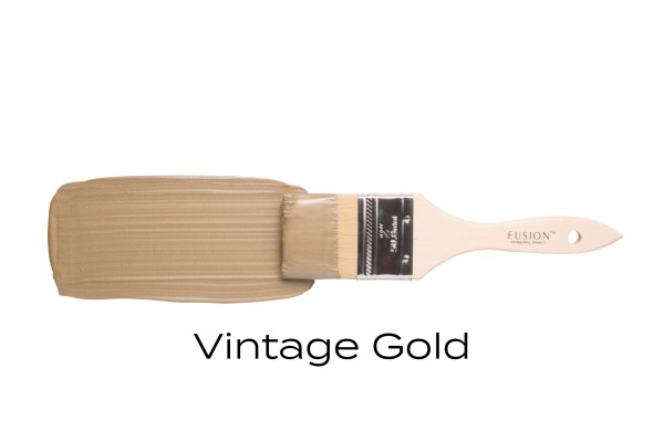 Vintage Gold - Metallics - Fusion Mineral Paint