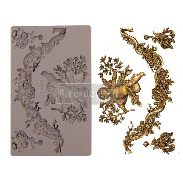 'Divine Floral' - Decor Mould ReDesign
